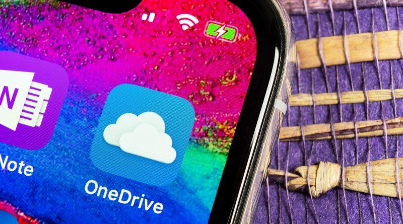 Fiche OneDrive