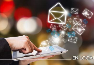 Nouvelle boite mail en local