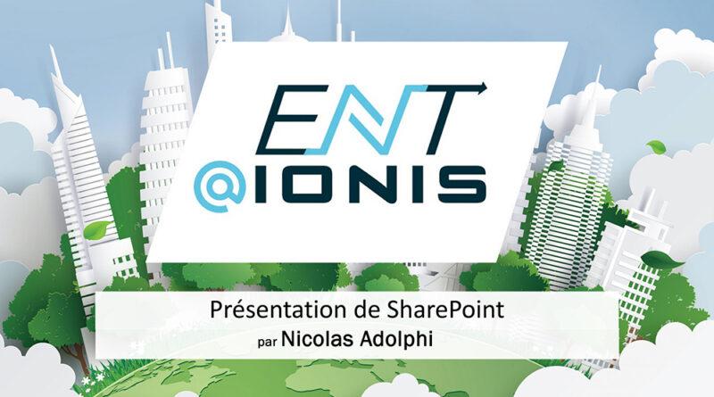 Webinaire de présentation de SharePoint